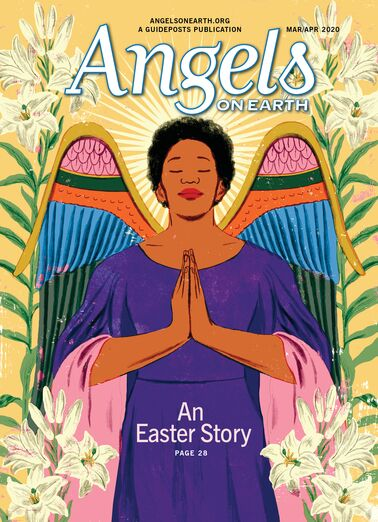 Angels on Earth Magazine – True Stories of Angelic Encounters