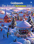 Book cover-The Joys of Christmas 2012
