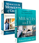 Miracles in the ER book cover