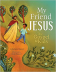 My Friend Jesus book cover