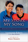 Book cover -- My Story, My Song