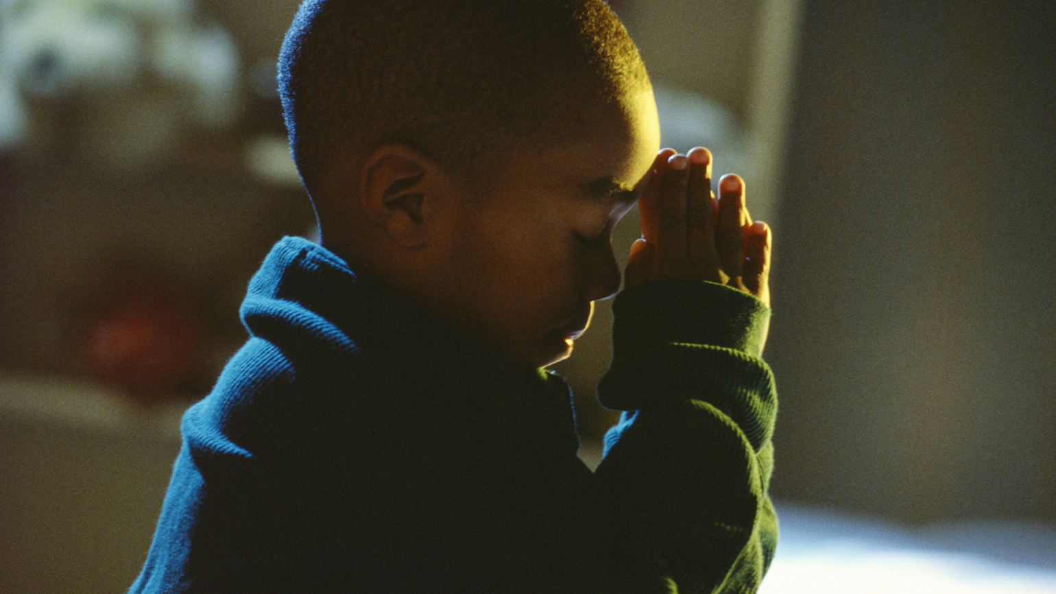 A small child prayer