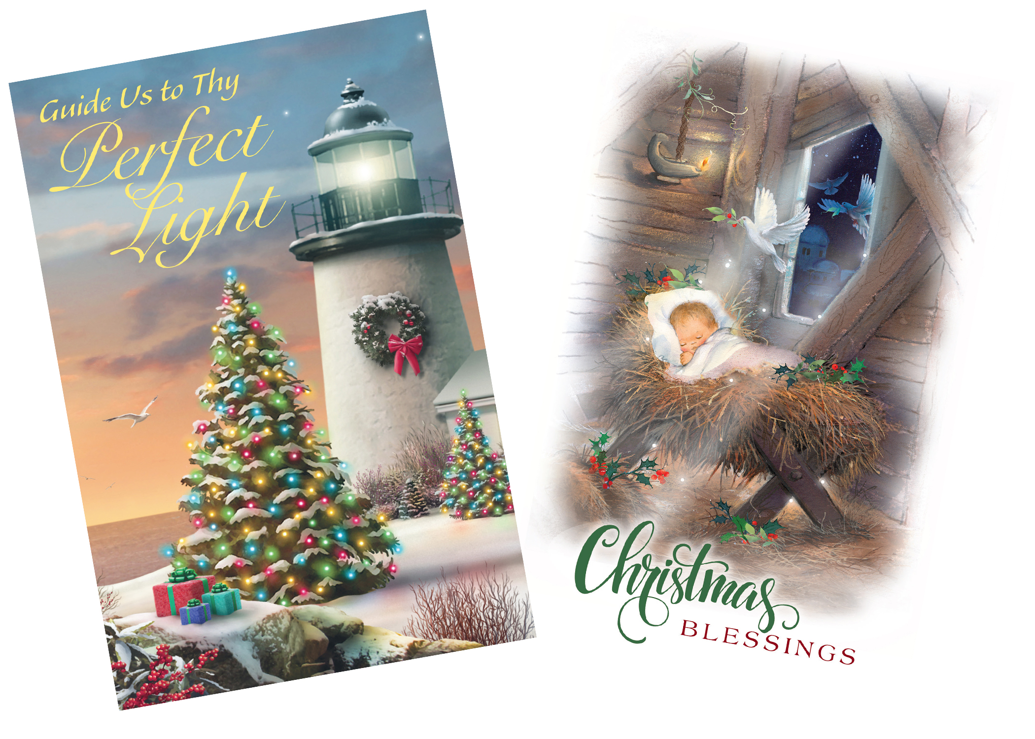 Christmas Graphics 2019.Guideposts 2019 Christmas Greeting Cards Guideposts