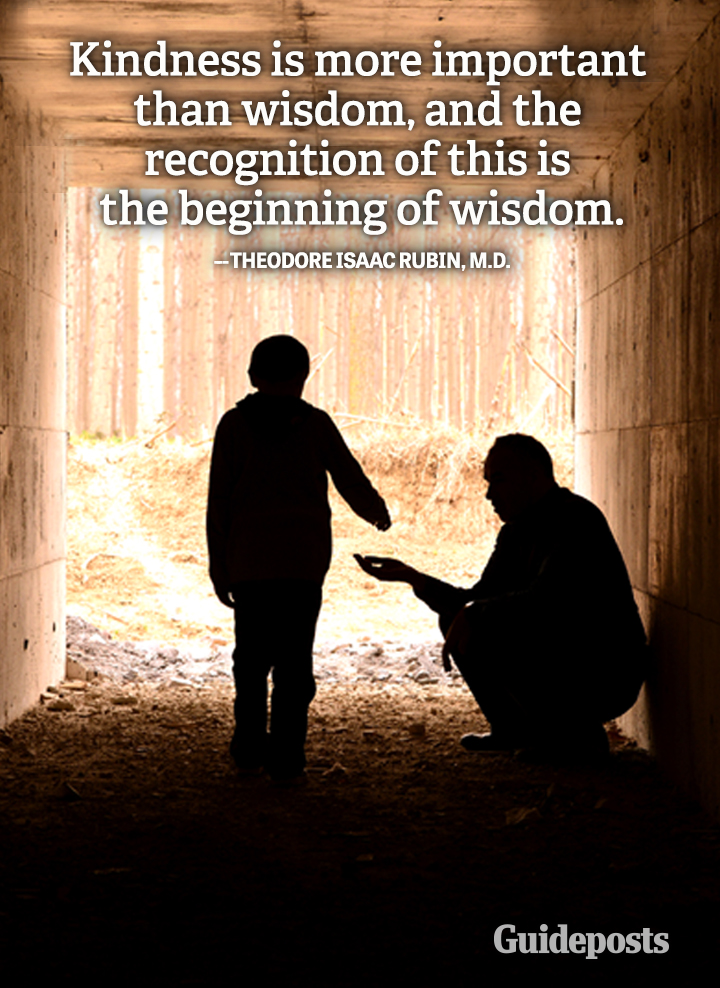 WisdomGraphicQuote by Theodore Isaac Rubin, M.D.