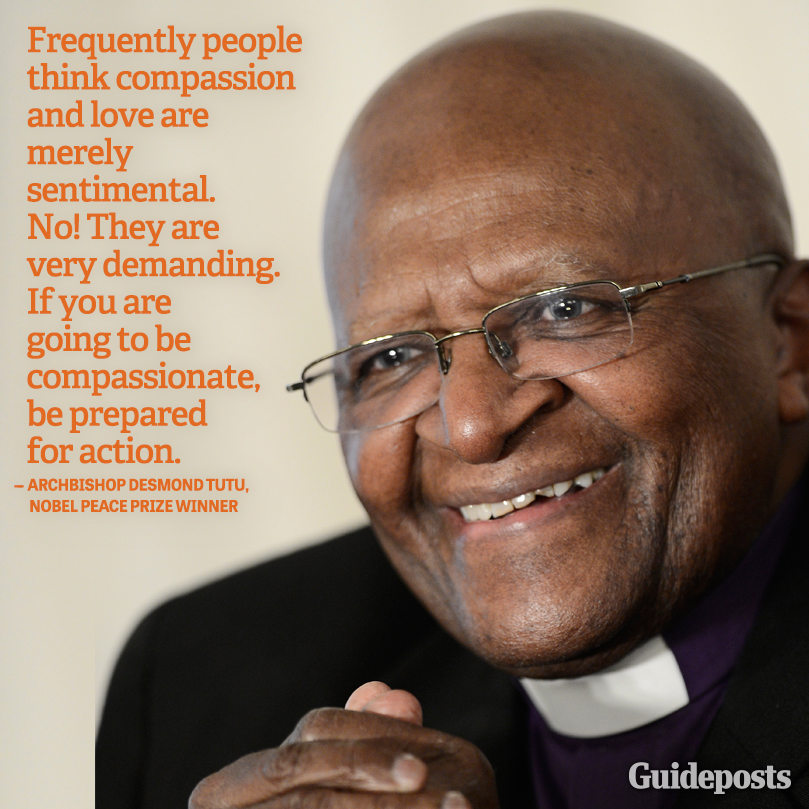 desmond tutu research papers