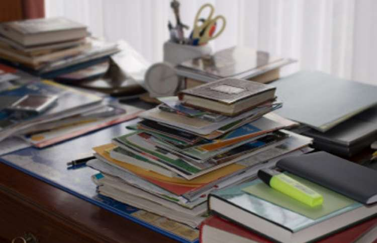Find self-improvement with home office organizing tips