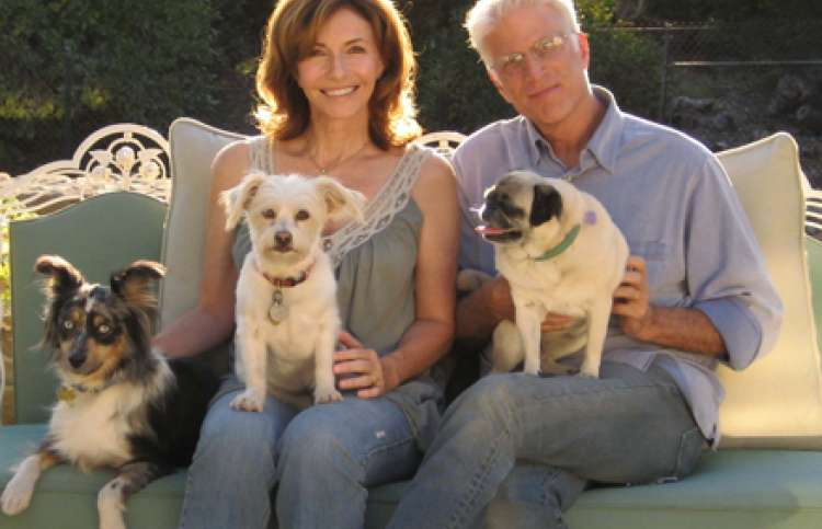 Mary Steenburgen's earth angels are the four-legged, furry kind!