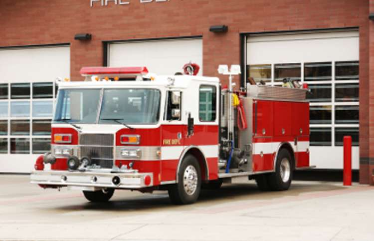 A Christmas miracle was needed for a charitably event at a local firehouse.