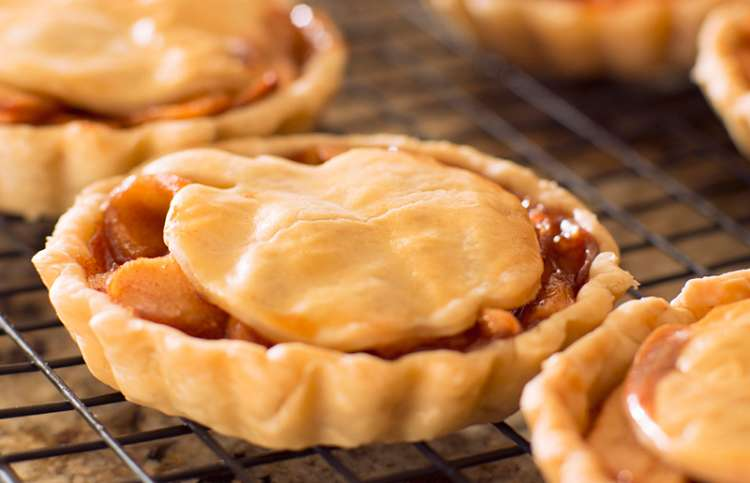 Carol's Apple Tarts