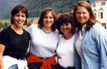 L to R: Brandi, Laura, Laurie and Kathy