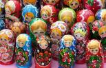 Mysterious Matryoshka dolls