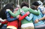 Photo of a prayer group by Rinky Dink Images for Thinkstock, Getty Images
