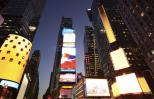 Times Square at night. Photo by Jeremy Edwards, Thinkstock.