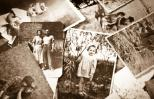 A collection of old photographs