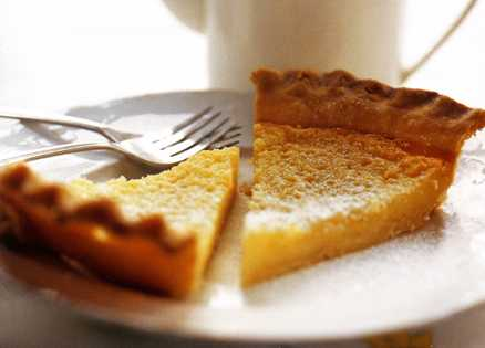 Dessert recipes: Frida's Lemon Chess Pie