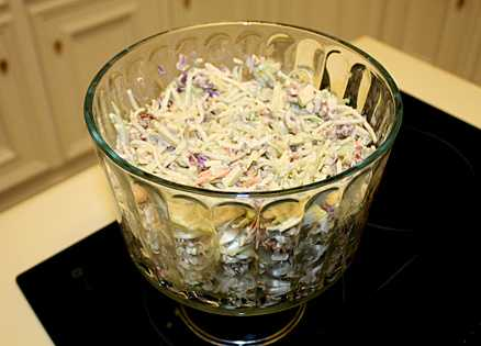 Dwan Reed's Chipotle Salad