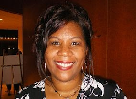 Devotional writer Lisa Watson