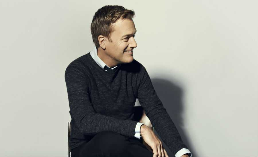 Christian singer Michael W. Smith on his new album Sovereign