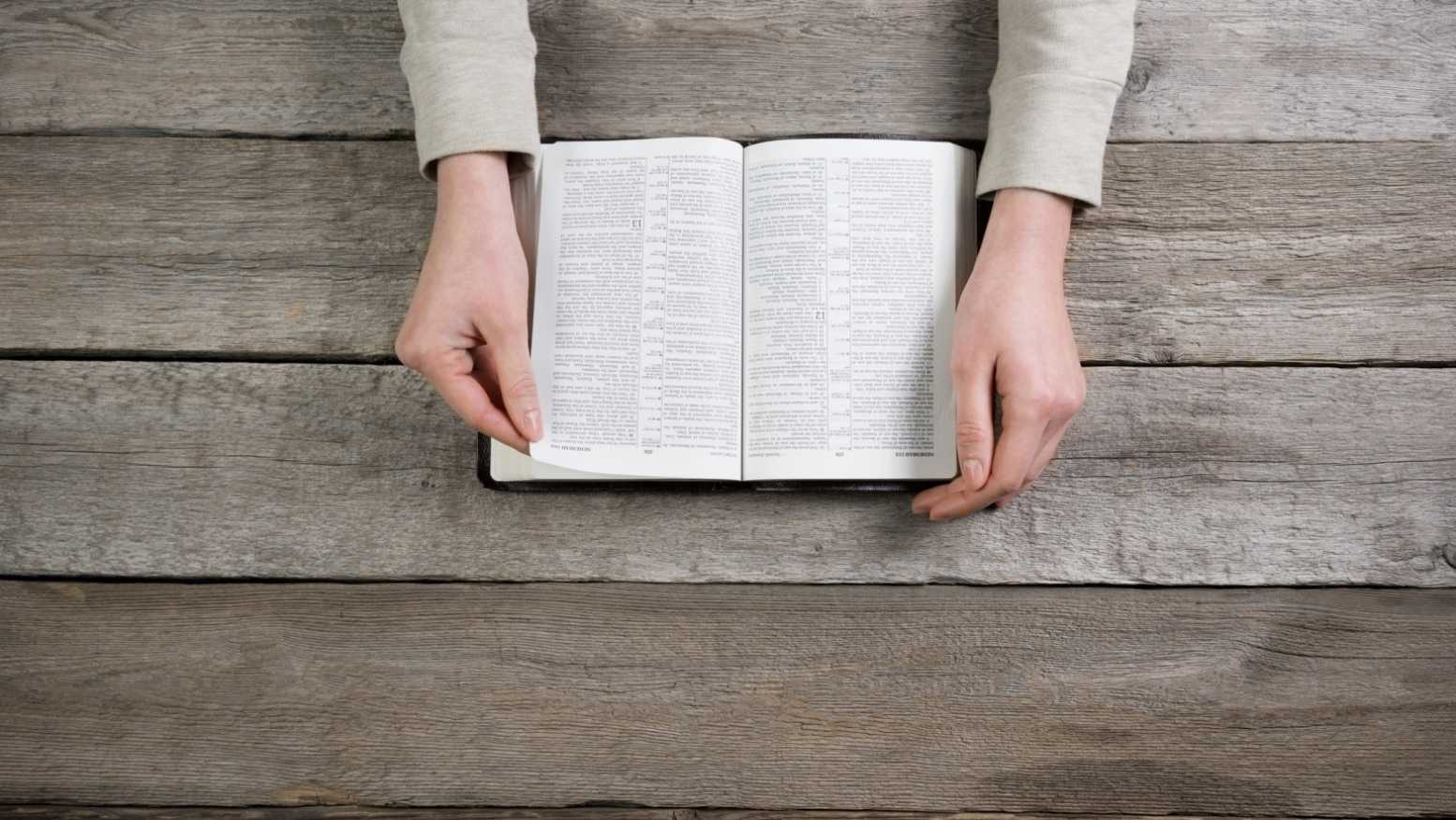 7 Bible Challenges