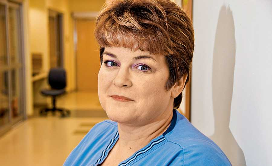 Nurse Nonna Bullock had hope and faith after Katrina