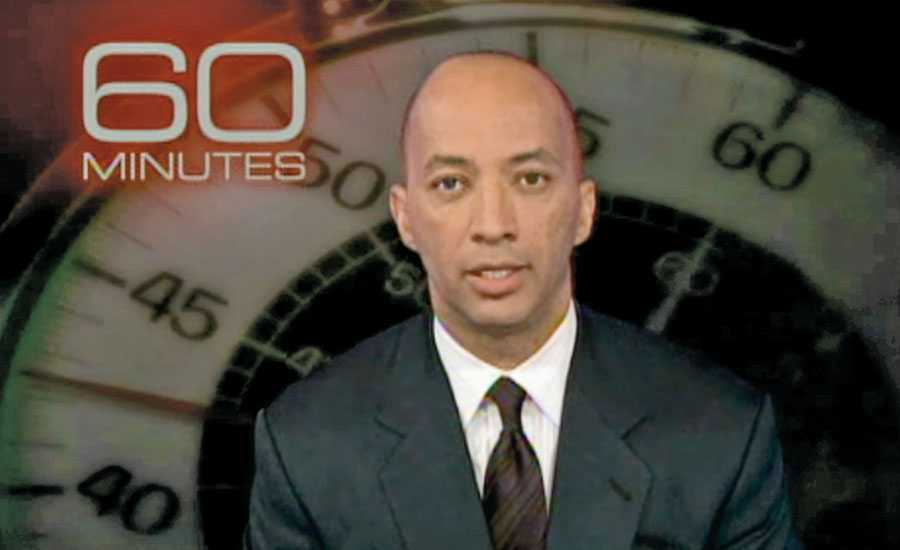 60 Minutes' Byron Pitts