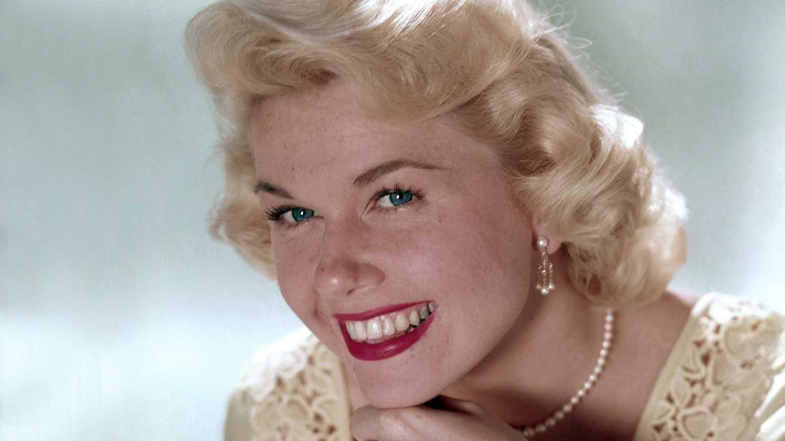 Actress, singer and animal-right activist Doris Day