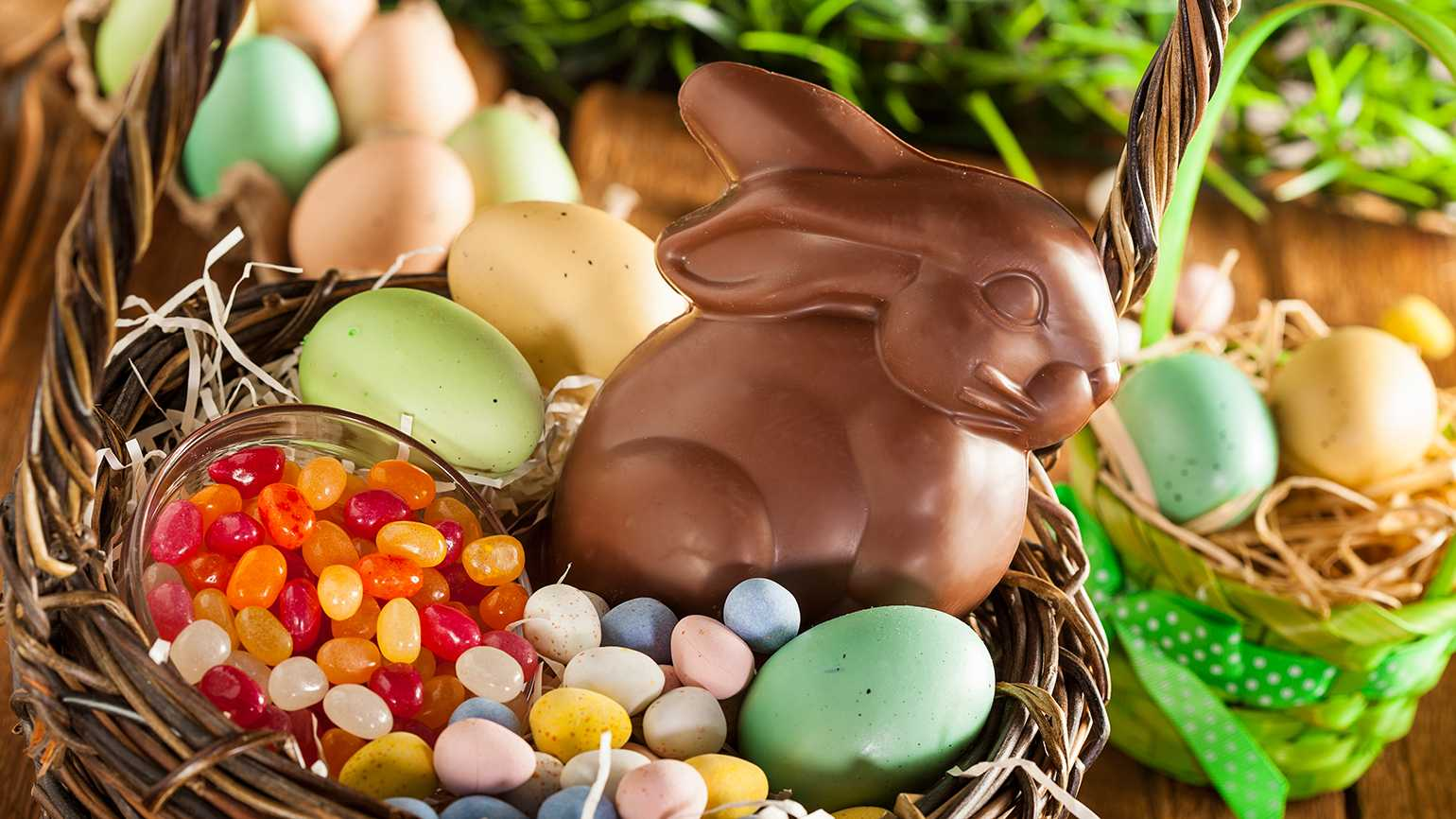 A Basketful of Easter Inspiration