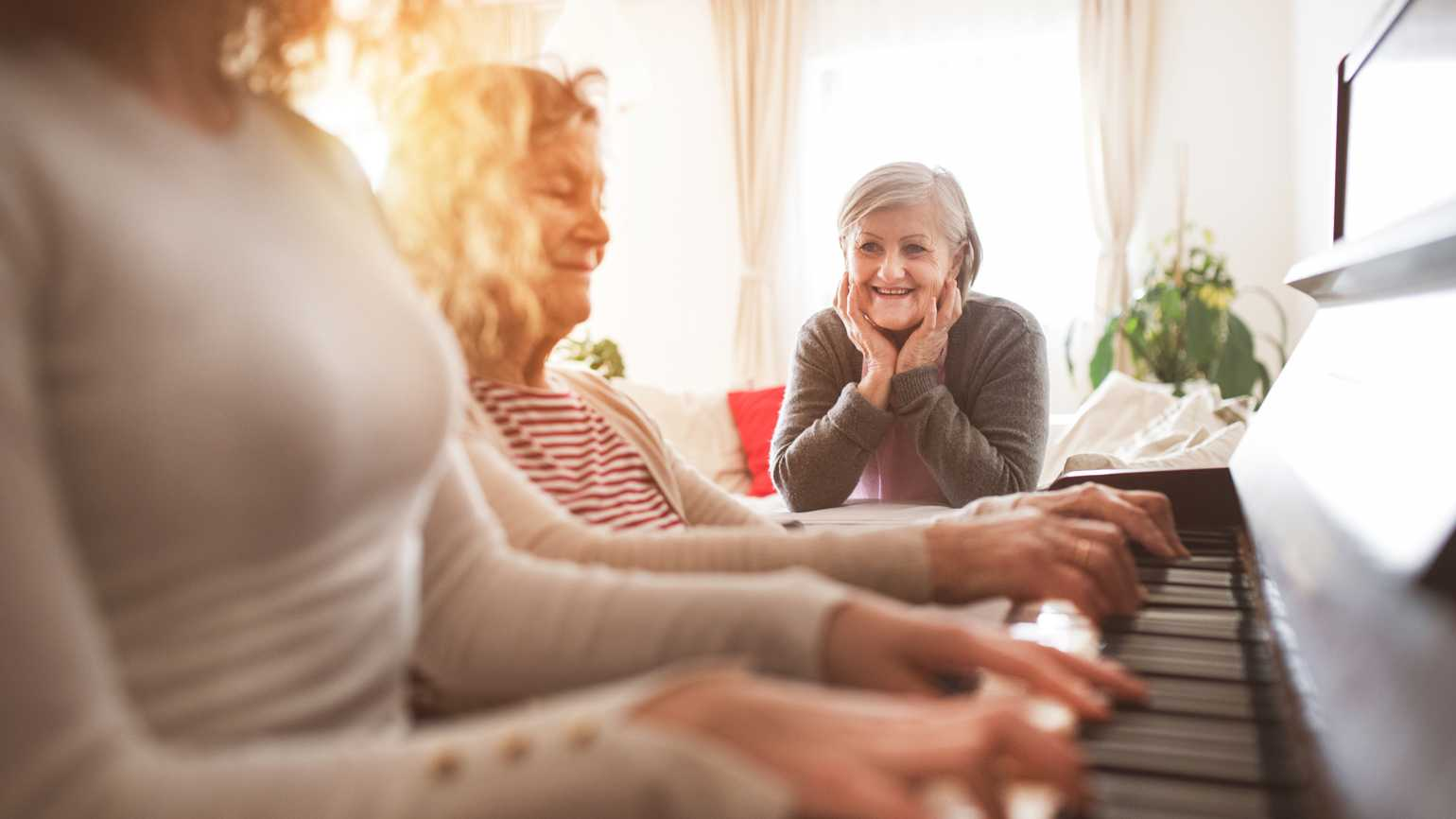 5 Types of Music That Appeal to People with Severe Dementia