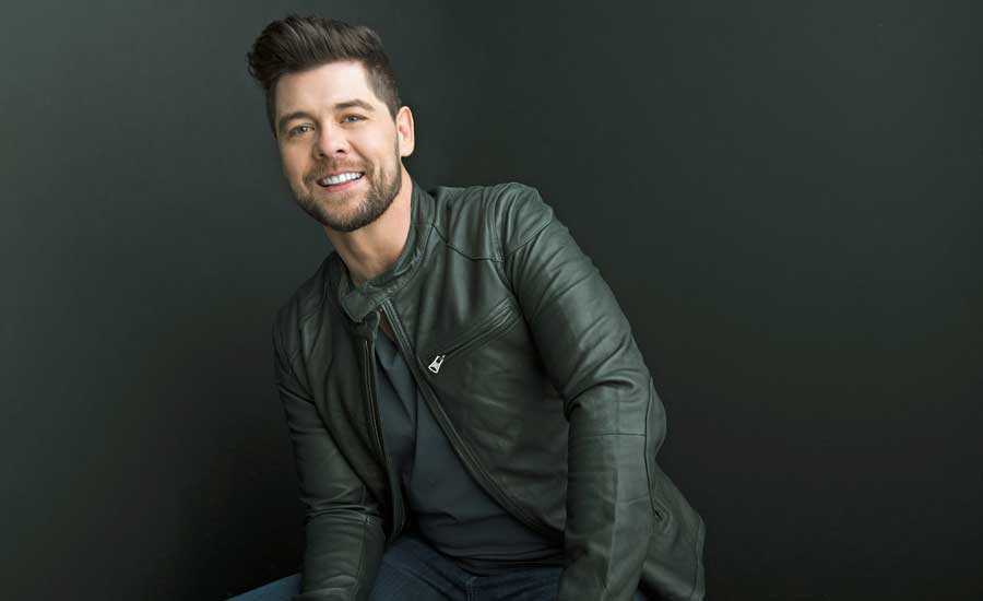 """Jason Crabb on his newest album """"Whatever the Road."""""""