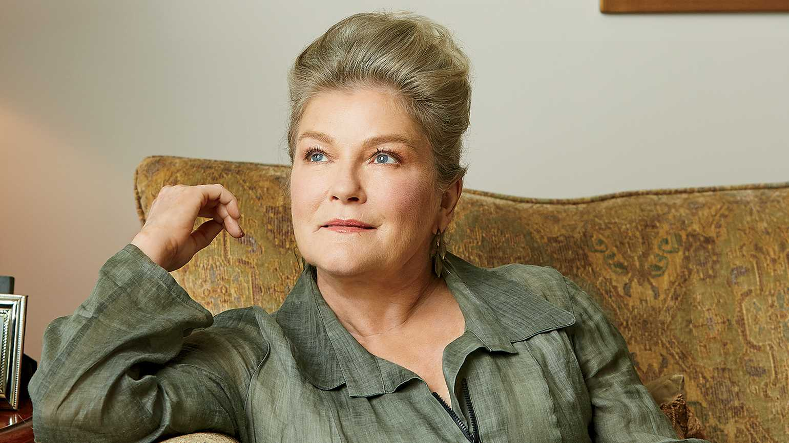 Actress Kate Mulgrew