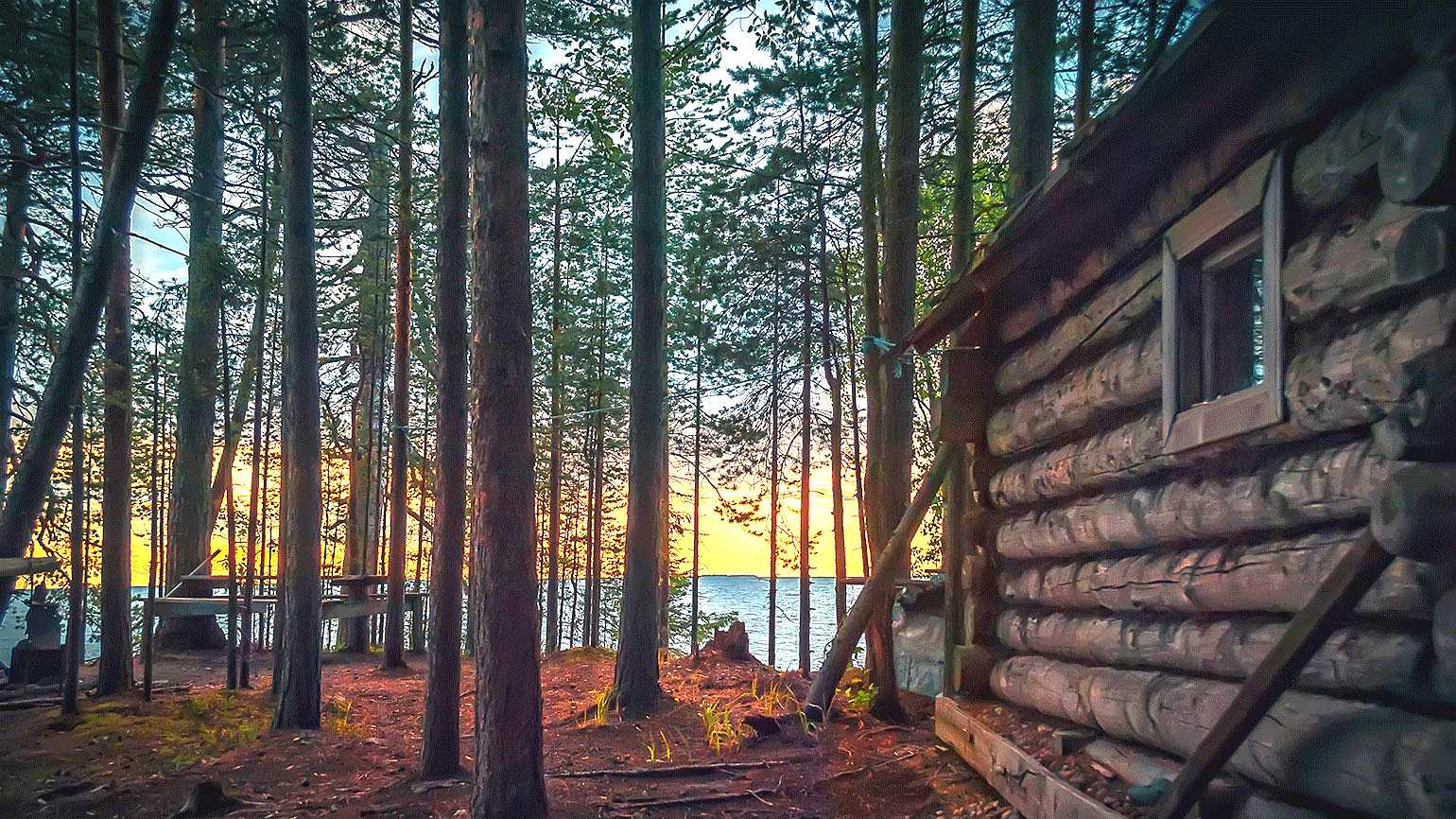 6 Life Lessons from an Old Log Cabin