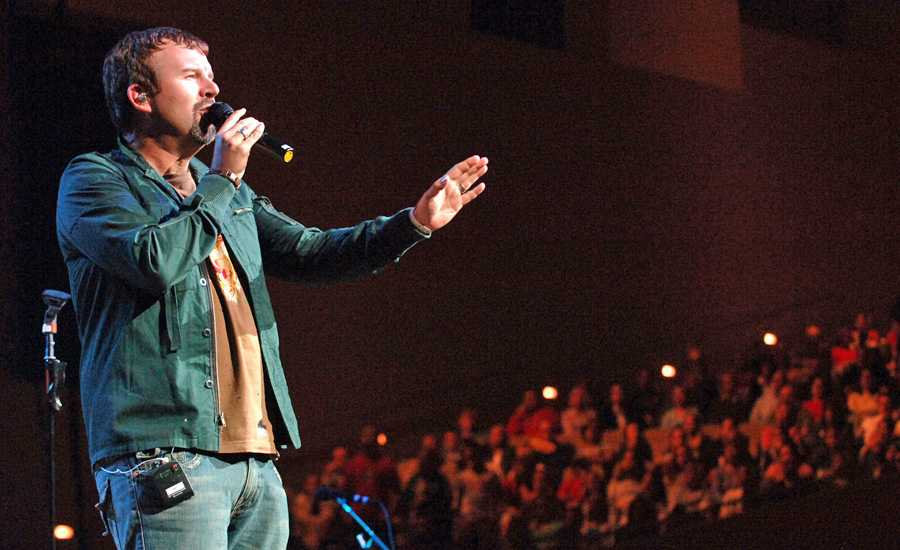 Casting Crowns singer Mark Hall on his cancer diagnosis.