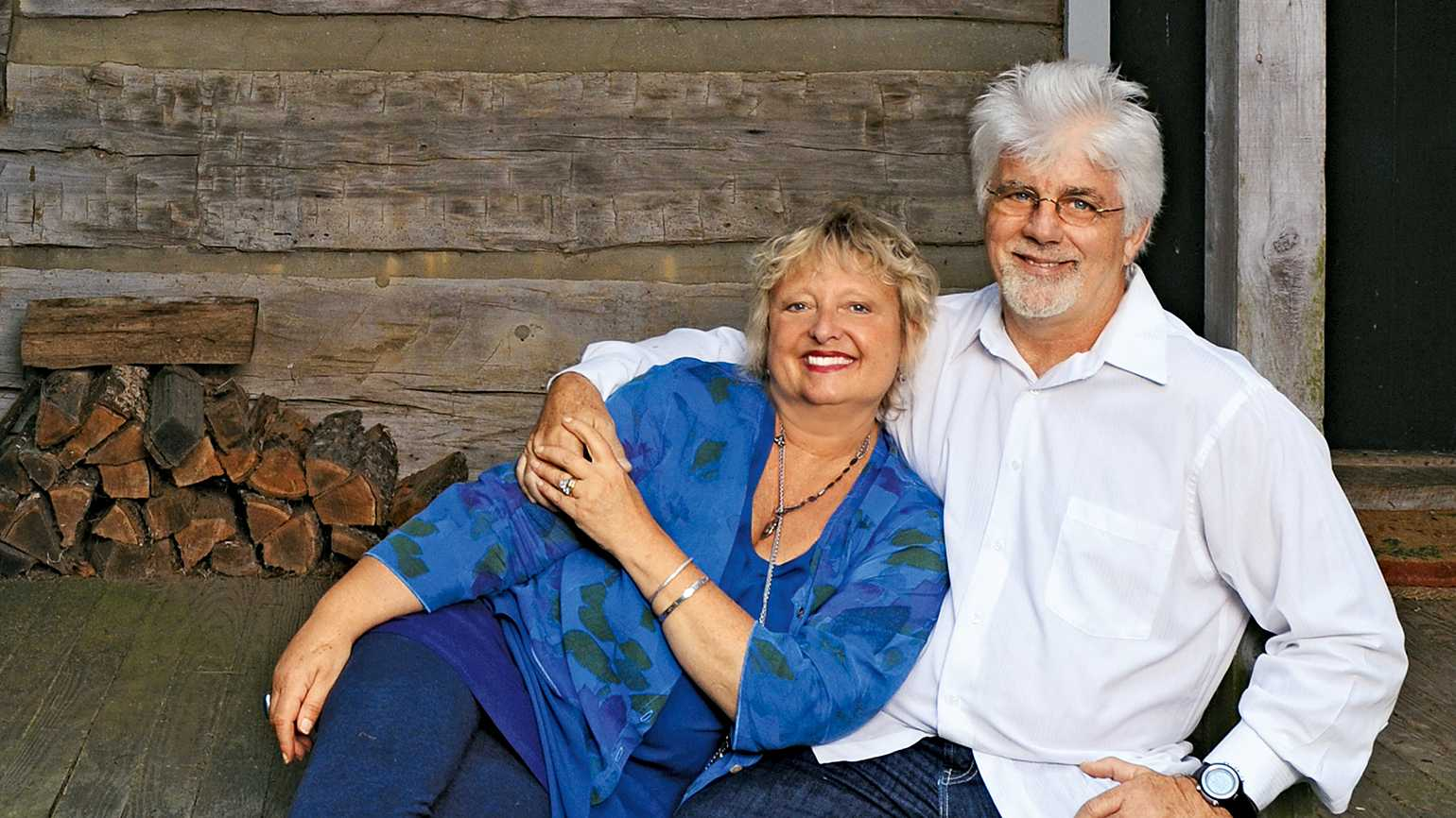 Amy and Michael McDonald hold on to hope & faith through cancer