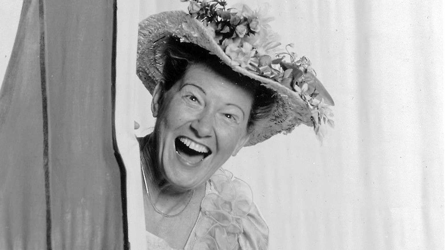 Sarah Ophelia Cannon, better known as Minnie Pearl