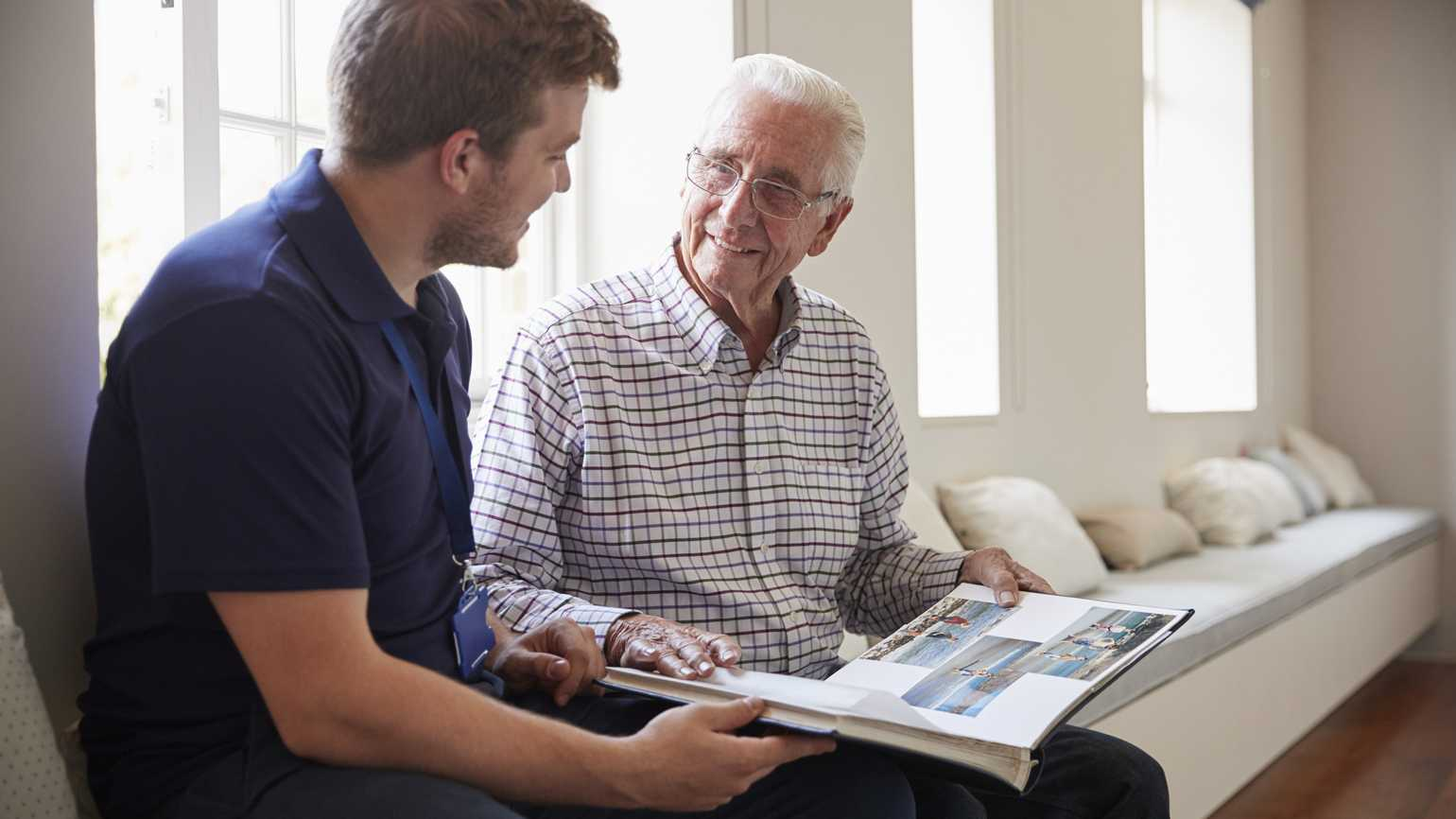 Advice on Caring for Someone with Alzheimer's