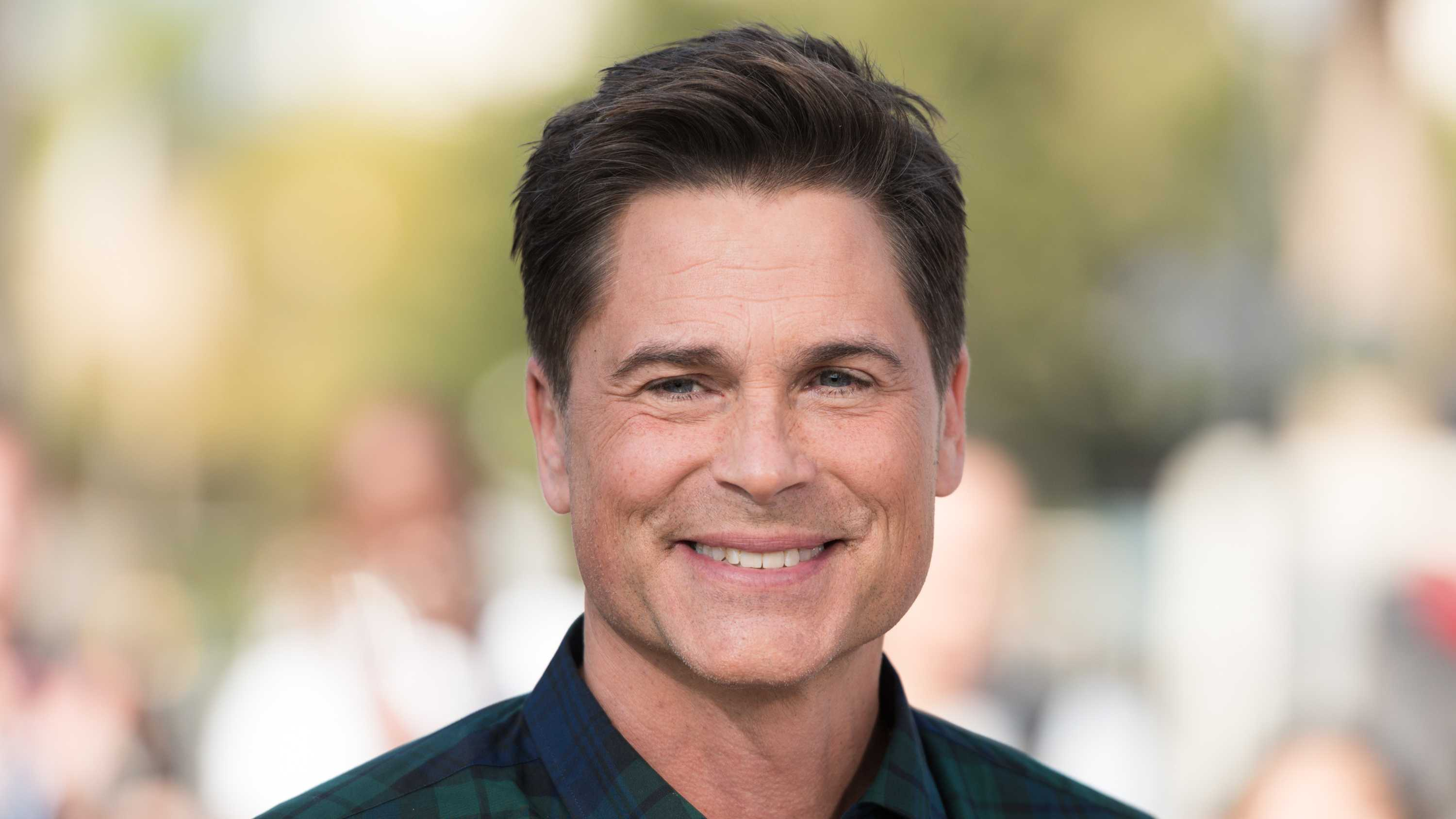Rob Lowe's Tips for Beating Caregiver Burnout