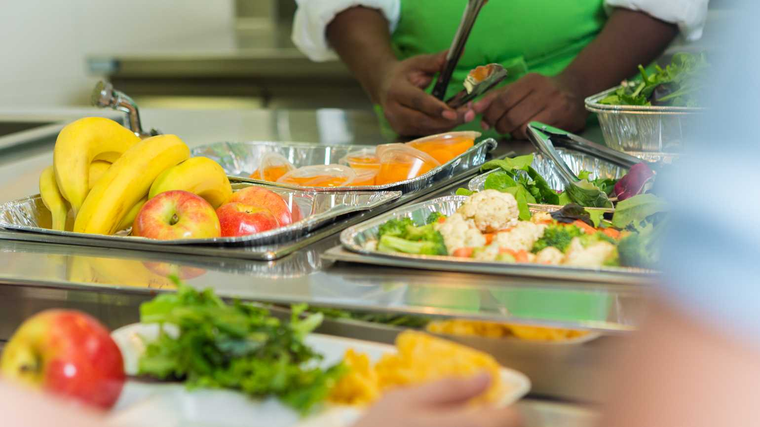 Florida Man Pays Off His Town's Student Lunch Debt