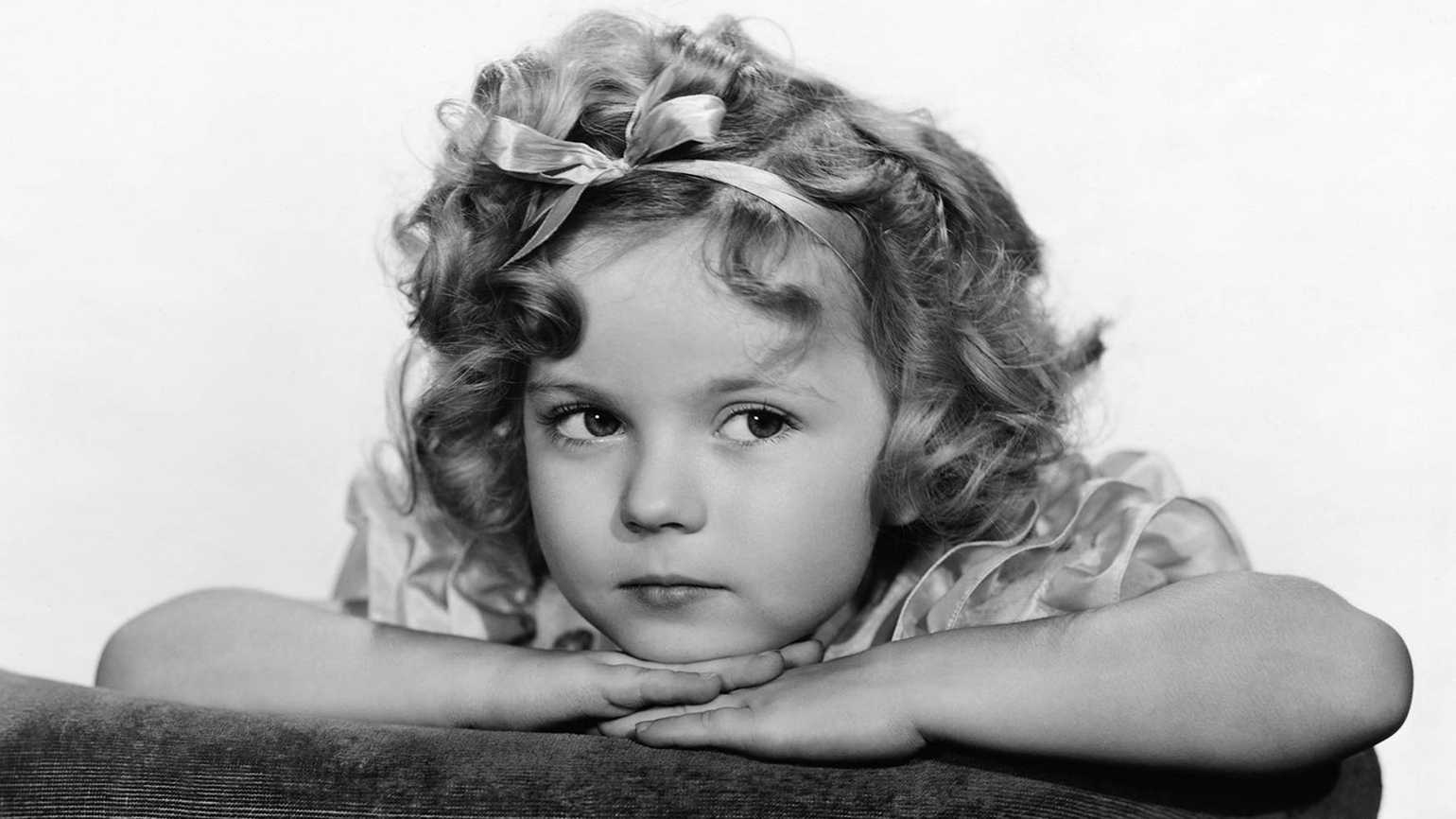 Actress Shirley Temple
