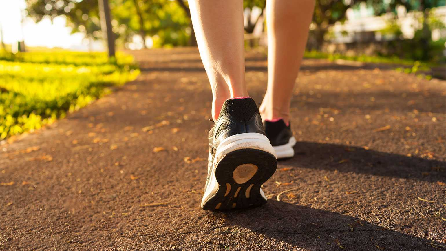 7 Ways to Walk to Well-Being