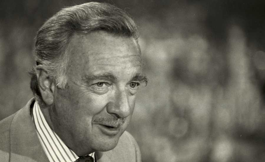 Guideposts: Acclaimed news anchor and journalist Walter Cronkite