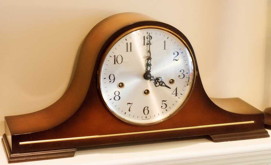 Jon Woodhams' humpback clock served as inspiration for a new book series