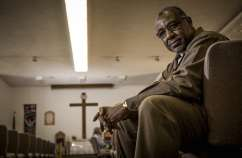 Earl Smith, author of Death Row Chaplain