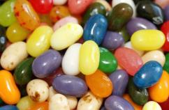 Jellybeans. Photo from from 123RF(r).