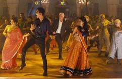 Tina Desai in The Second Best Exotic Marigold Hotel