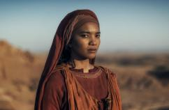 Chipo Chung as Mary Magdalene in A.D. photo credit: NBC