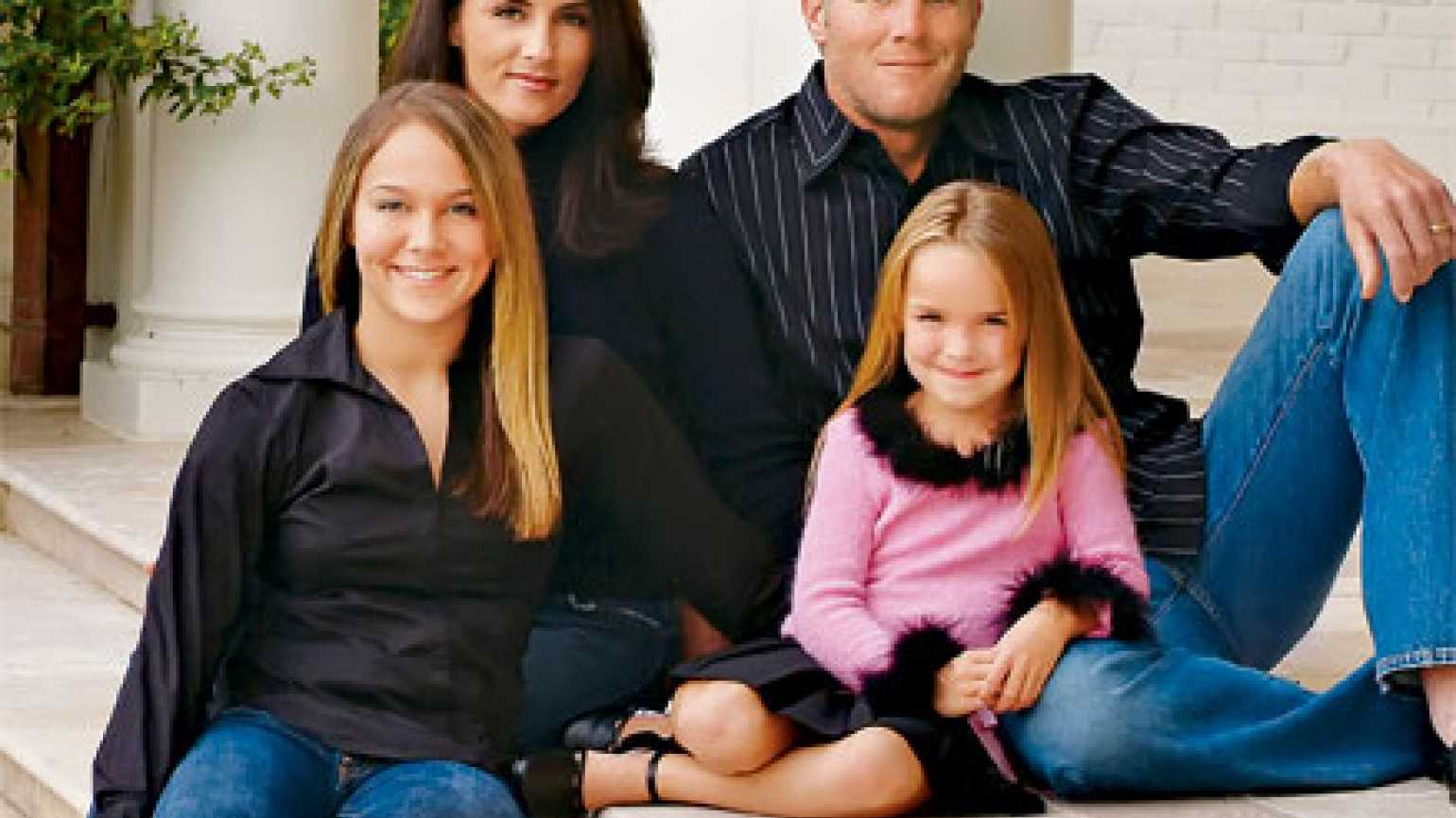 Brett favre wife breast cancer