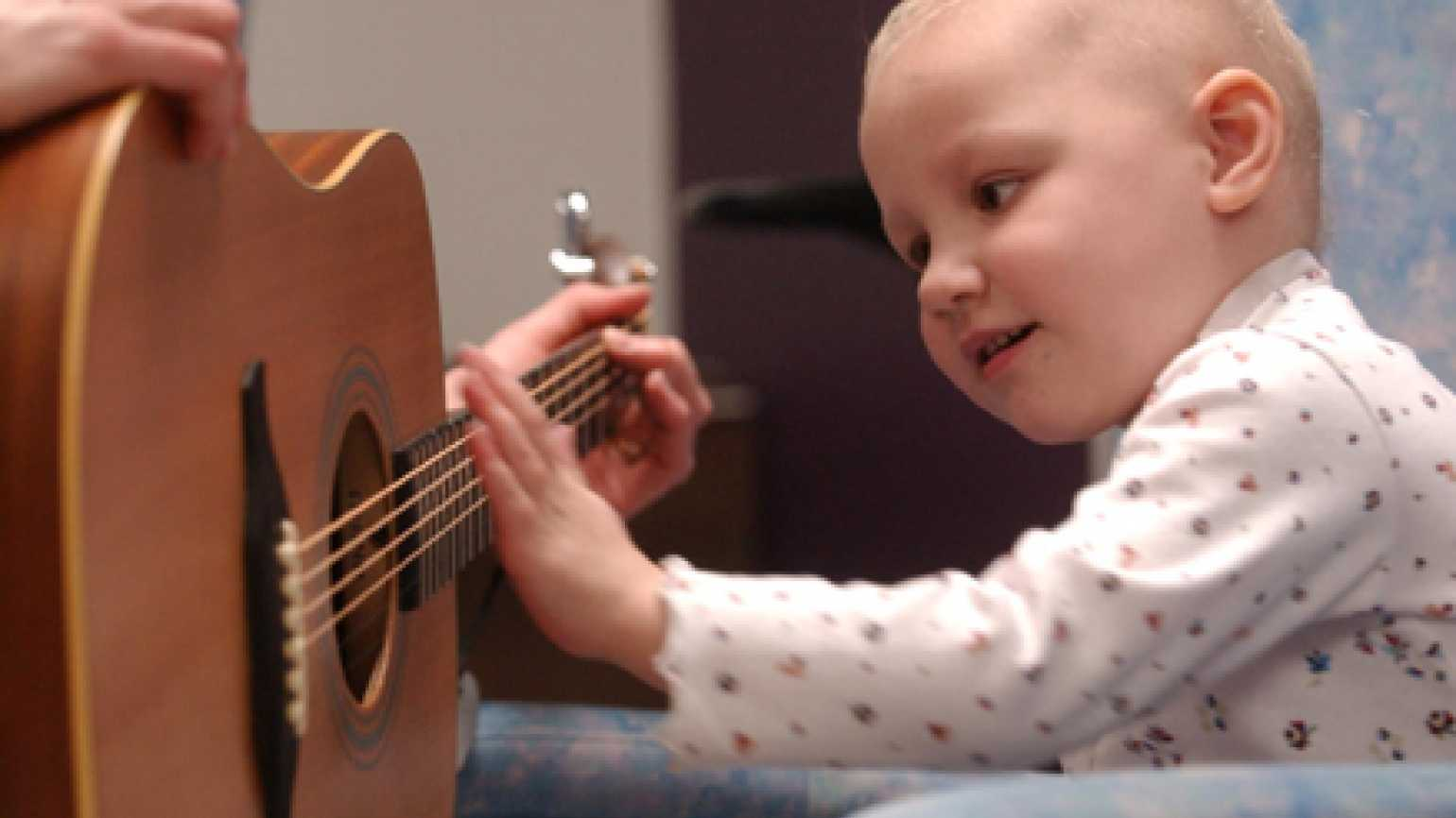 Inspiring story of how music heals patients