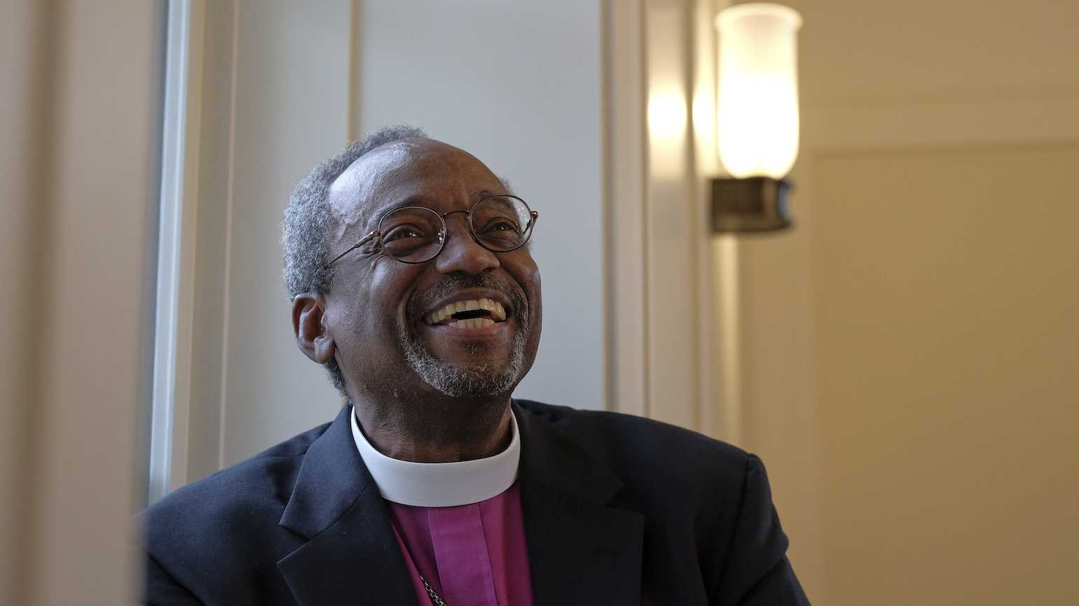 Bishop Michael Curry to speak at Royal Wedding