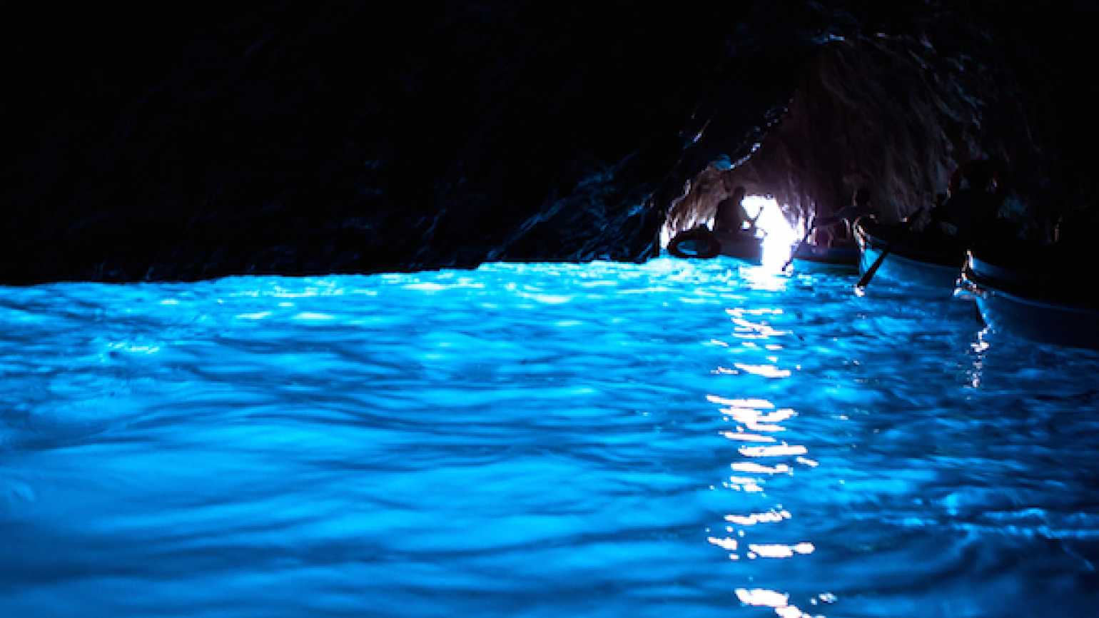 finding wonder at the blue grotto in italy guideposts