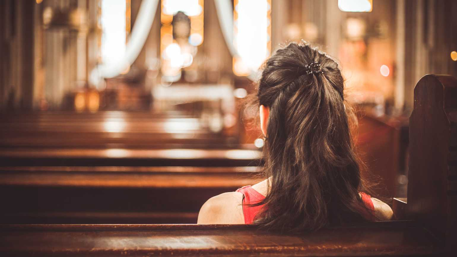 How did you find your favorite place to worship?